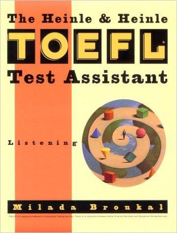 Free Download Heinle & Heinle TOEFL Test Assistant Ebook + Audio CD