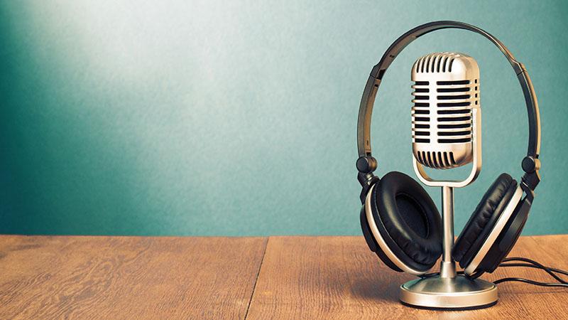 Listen to the radio