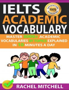 IELTS Academic Vocabulary by Rachel Mitchell